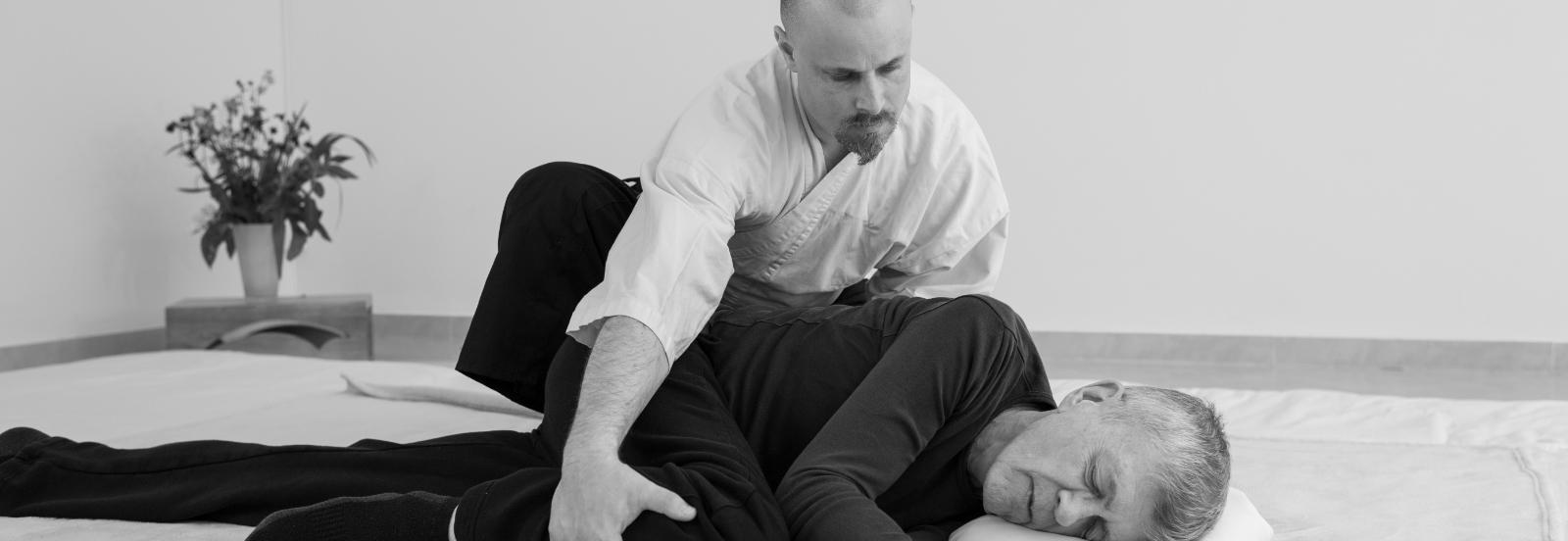 Exemple pratique : Shiatsu et migraine